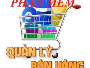 Phần mềm quảng lý bán hàng