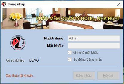 Phần mềm quản lý khách sạn tại quảng nam