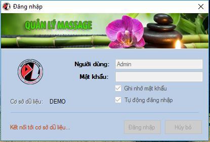 Phần mềm quản lý massage tại quảng nam